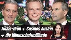 Türkis-Grün + Casinos Austria + BVT - der Wochenrückblick | krone.at NEWS