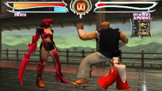 Bloody Roar 4 (PS2) - Combo Video