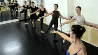 Урок хореографии для взрослых