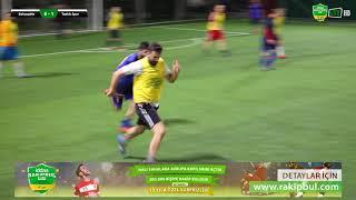 Bahçeşehir - Tonick Spor  / ISTANBUL / iddaa Rakipbul Ligi 2018