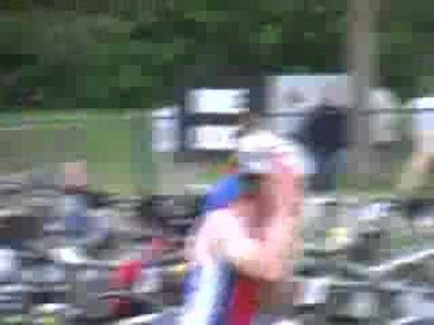 Julie, Lowell, Stephen, Jordan, Lance Triathlon Review