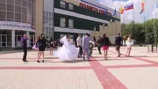 Свадьба в Сасово. Поющая свадьба Максим и Оля