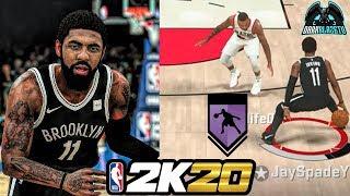 NBA 2K20 Play Now EP 2 | Kyrie Irving Got HOF Handles For Days | Brooklyn Nets