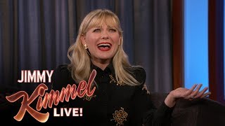 Kirsten Dunst Accidently Smoked Full Joint While Shooting Movie