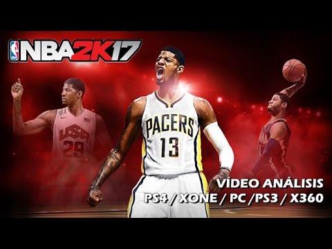NBA 2K17 | Análisis español GameProTV