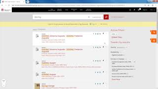 Webinar: New Collection Search