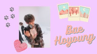 Guide to Verivery - Hoyoung Moments (Profile?) 베리베리 호영 순간들
