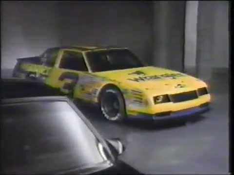 1987 Nascar Chevrolet Monte Carlo Ss Goodyear Eagle Gt