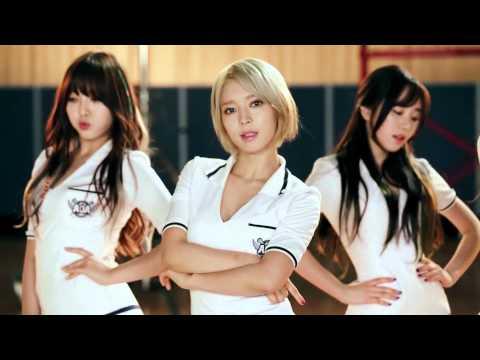 AOA - 심쿵해 (Heart Attack) (Choa Ver.)