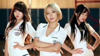 Video AOA - 심쿵해 (Heart Attack) (Choa Ver.) download MP3, 3GP, MP4, WEBM, AVI, FLV Juli 2018