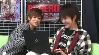「テラフォーマーズ」というアニメを話している3人。 熱闘!風男塾net 1...