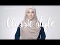 Hijab Tutorial: Classic Style