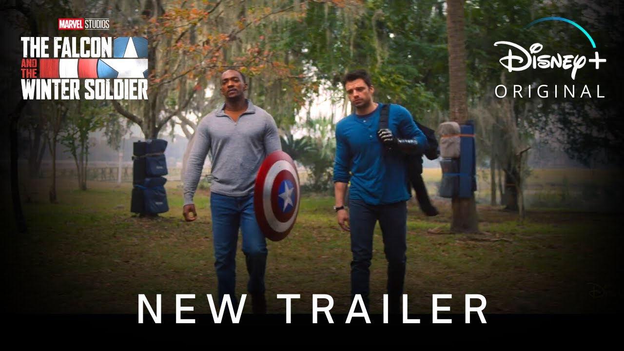 Download The Falcon and The Winter Soldier | Official NEW Trailer | Disney+