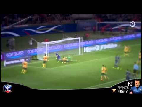 FRANCK RIBÉRY France-World Cup 2014 Brazil