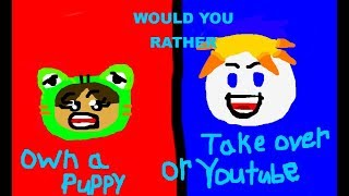 WOULD YOU RATHER..? (ROBLOX - Would You Rather..?)