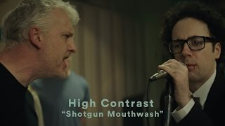 "High Contrast - ""Shotgun Mouthwash"" (Official Music Video)(T2 TRAINSPOTTING soundtrack)"