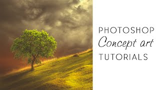 Photoshop Concept Art Tutorials | Photo Manpulation Effects 09