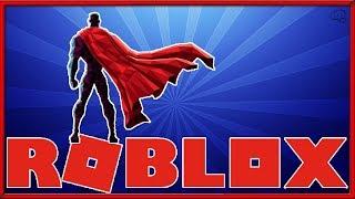 Roblox - France Super Hero Training et PLUS!