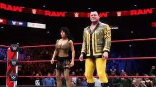 WWE 2K20 Chloe Vevrier. King Of Puppies