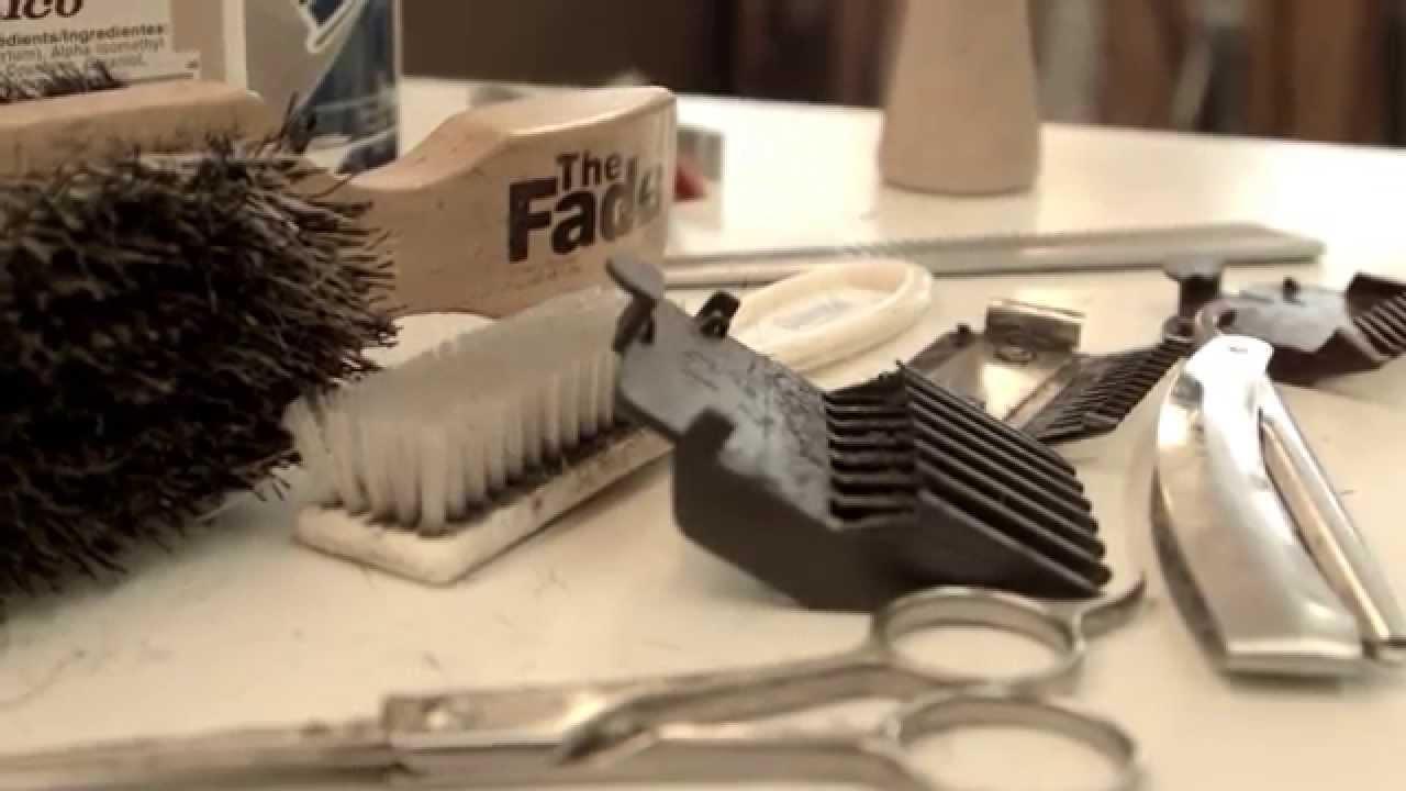 Vintage Barbershop SMP Vegas prese...