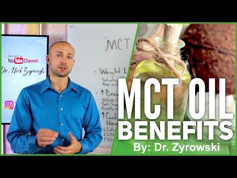 MCT Oil Benefits | They Are Really Incredible