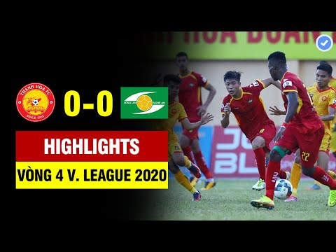 Thanh Hoa Song Lam Nghe An Goals And Highlights