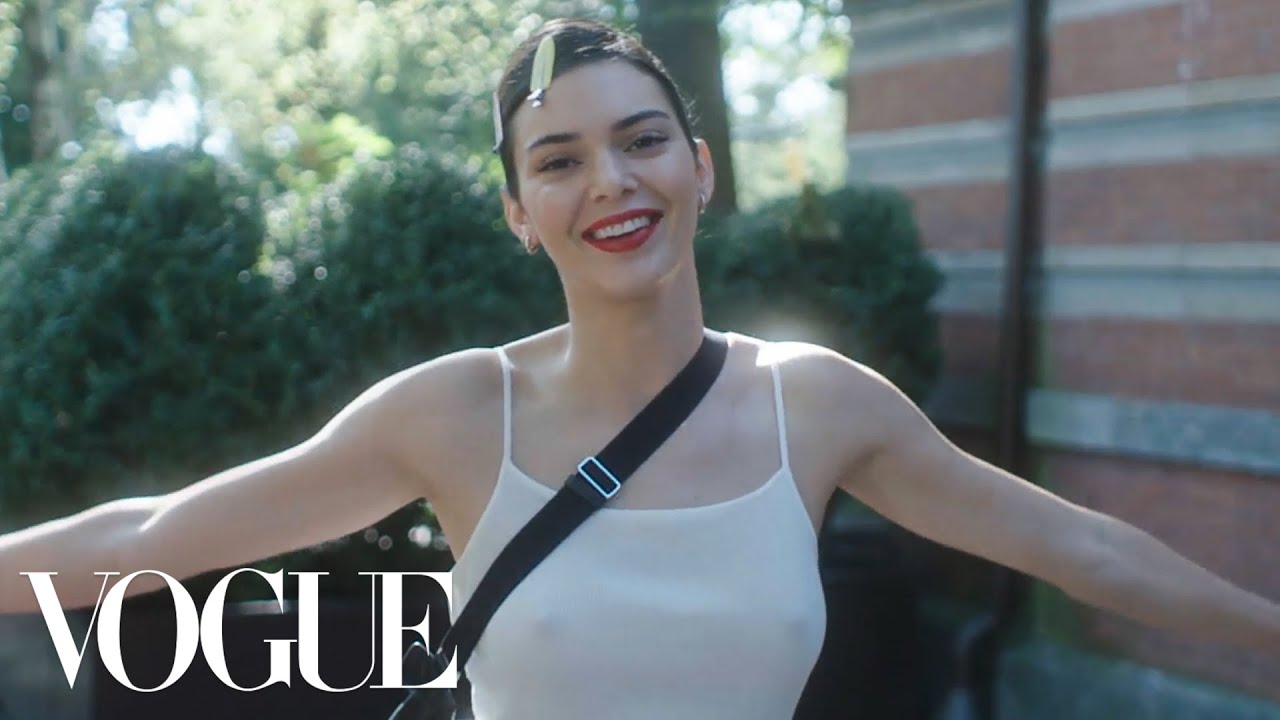 A Day with Kendall Jenner   Vogue