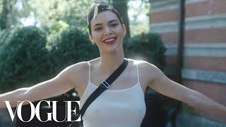 A Day with Kendall Jenner | Vogue