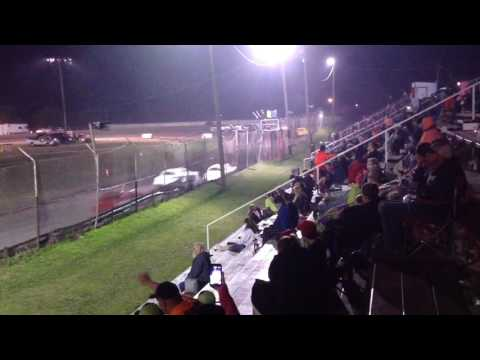 Factory Stock Feature part 8 Superbowl Speedway 3-18-17
