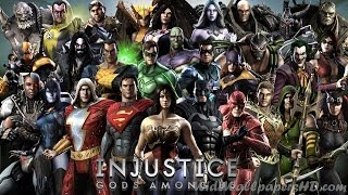 Injustice Gods Among Us: ALL combos higher than 50% with every character