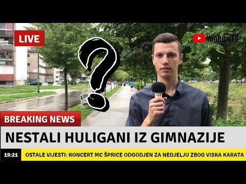 Gdje su nestali Huligani iz Gimnazije?
