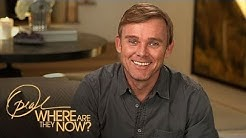 Ricky Schroder on His Teen Heartthrob Status | Where Are They Now | Oprah Winfrey Network