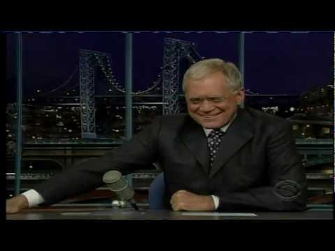 Robert De Niro And Al Pacino - David Letterman Top 10