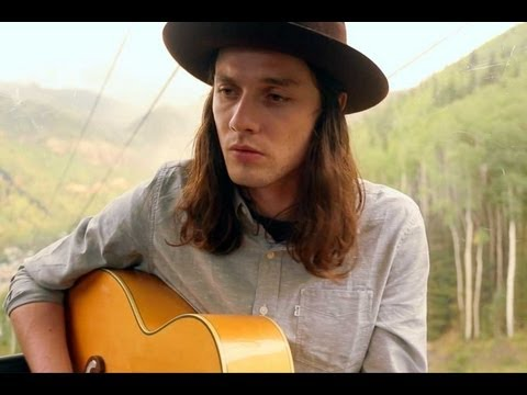 "James Bay ""Need the Sun to Break"" // Gondola Sessions"