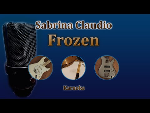 Frozen - Sabrina Claudio (Karaoke)