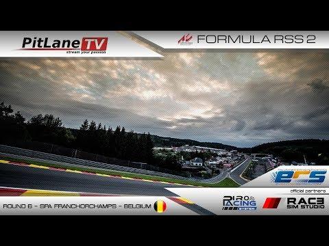 Assetto Corsa - e-Racing Series Formula RSS2 - R6 SPA