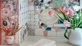 Битая плитка(Видео-блог о дизайне, архитектуре и стиле. Идеи для тех кто обустраивает свой дом, квартиру, дачу, садовый..., 2015-03-24T10:09:49.000Z)