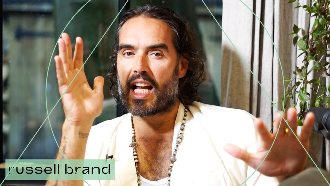 How I Stop OTHER PEOPLE Driving Me CRAZY!!! | Russell Brand