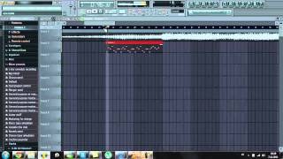 Bingo Players - Mode Fl Studio Remake (Melody)