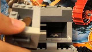 Мой первый лего механизм: Лего Сейф!