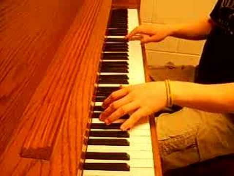 The All-American Rejects - Move Along on Piano