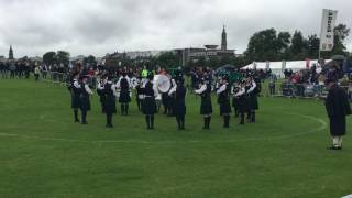 The Scots College B-Band: World Pipe Band Championships, Novice juvenile B (Marches)