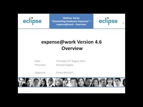 expense@work Overview