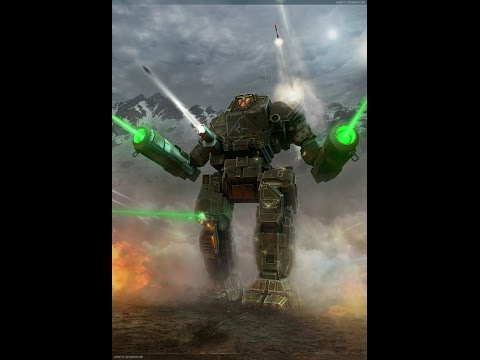 Mechwarrior Kristian 2 (The Spirit of Kerensky)