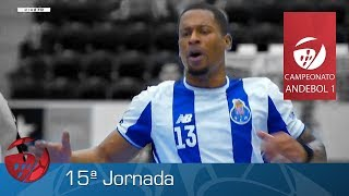 15ª Jornada | Campeonato Andebol 1