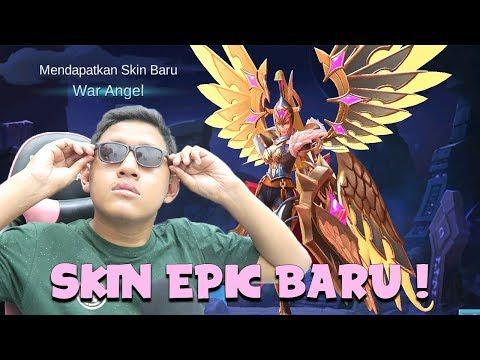 SKIN EPIC FREYA BARU ! - Mobile Legends Indonesia
