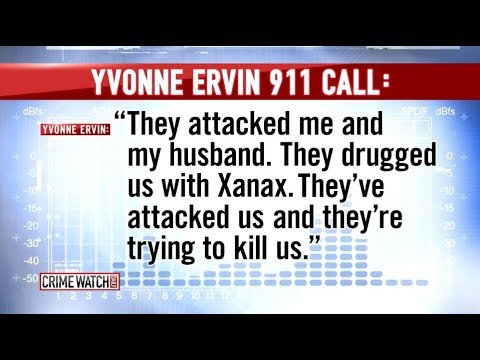 911 call: 'My children are trying to kill me'