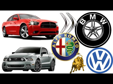 All Cars and car company logos worldwide (117) (Quiz)