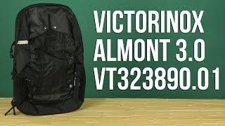 Розпакування Victorinox Altmont 3.0 27 л Чорний Vt323890.01