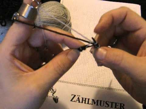 spezielle Techniken - Doubleface stricken - YouTube